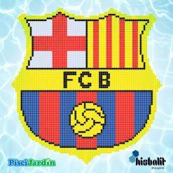 futbol club barcelona gresite piscinas