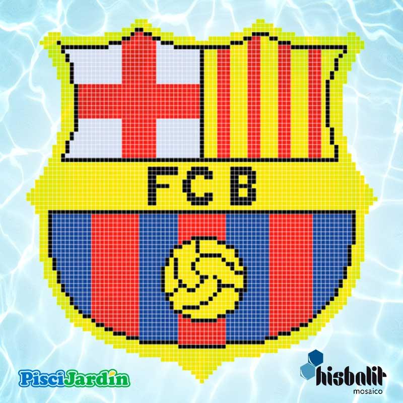 14++ Fc Barcelona Escudo