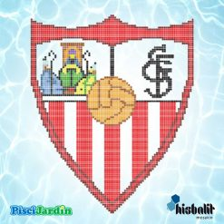 escudo sevilla fc gresite piscina