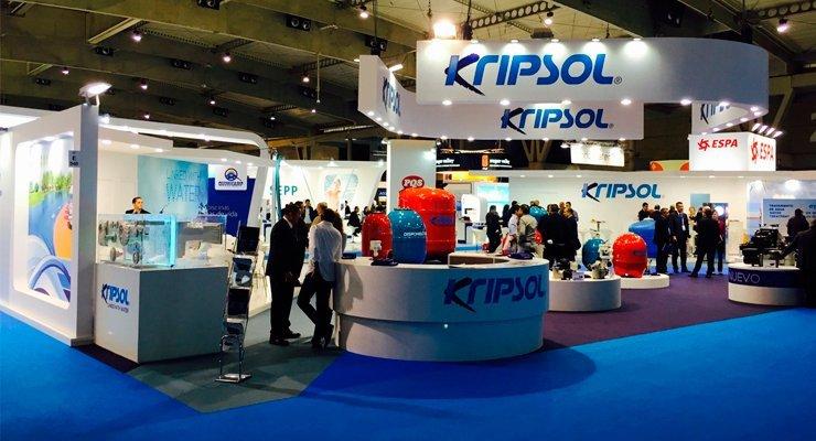 Distribuidor Kripsol Piscinas en Cadiz