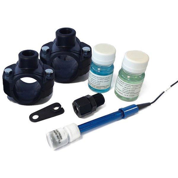 Electrodo de ph para bombas class combi astralpool sonda for Bomba dosificadora de ph para piscinas