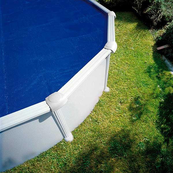 Cubiertas de verano gre piscinas elevadas de acero piscijardin - Recambios piscinas gre desmontables ...