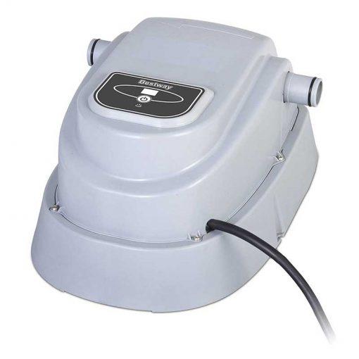 calentador eléctrico flowclear